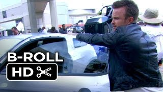 Need For Speed Complete B-ROLL (2014) - Aaron Paul Racing Movie HD