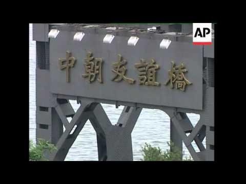 SKo media says NKorean guards detain 2 US journalists near border