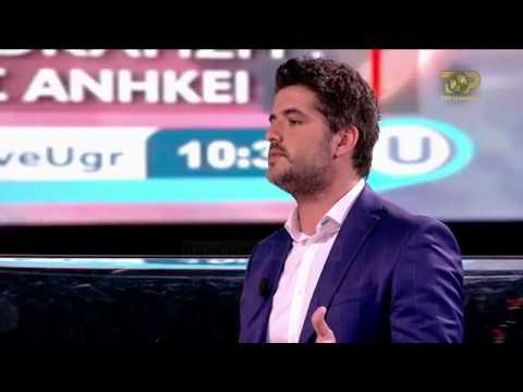 E Diell, 4 Qershor 2017, Pjesa 3 - Intervistë Marin Mema - Top Channel Albania