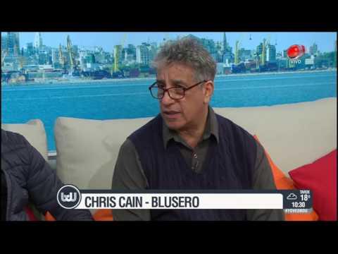 Buen día Uruguay - Chris Cain 11 de Mayo de 2017