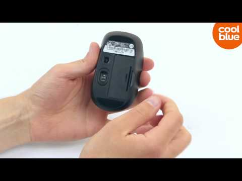 Microsoft Wireless Mobile Mouse 1000 Mini-review (NL/BE)