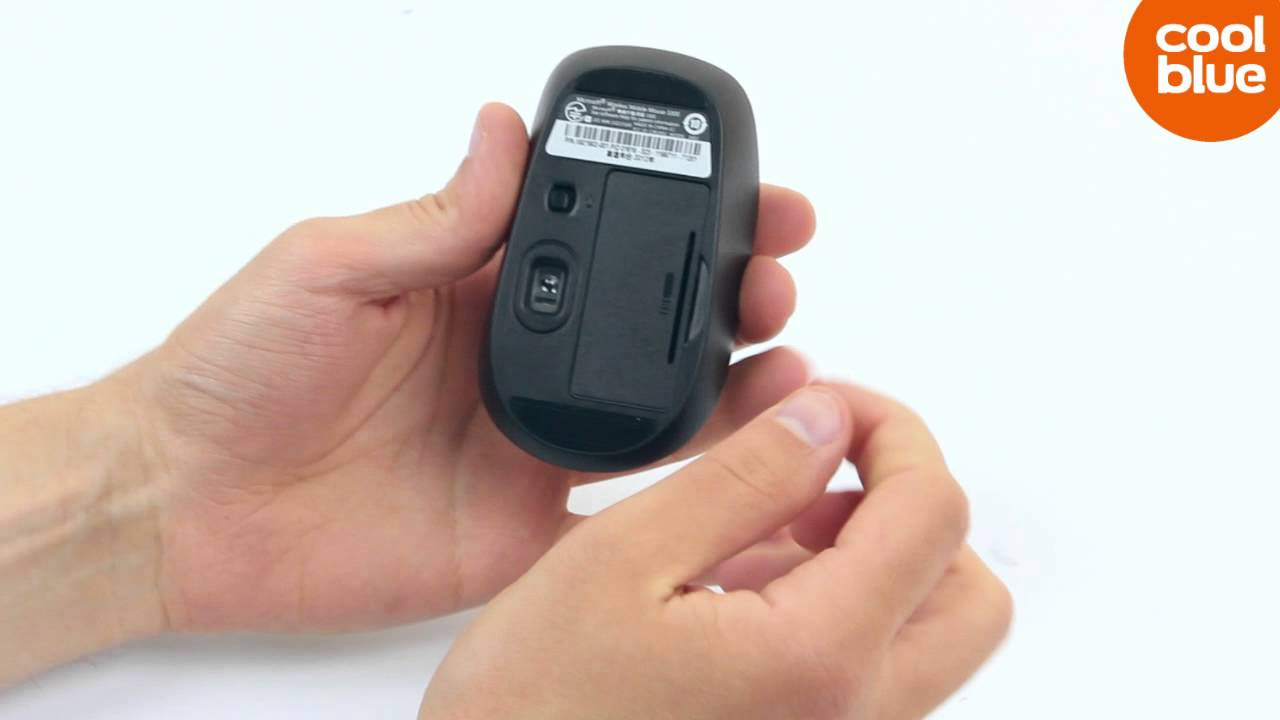 49897288092 Microsoft Wireless Mobile Mouse 1000 Mini-review (NL/BE) - YouTube