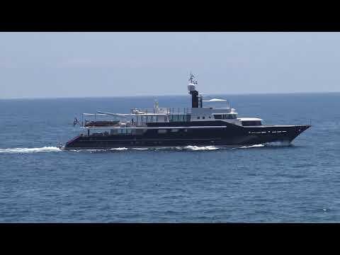 Motor Yacht HIGHLANDER (video #2)