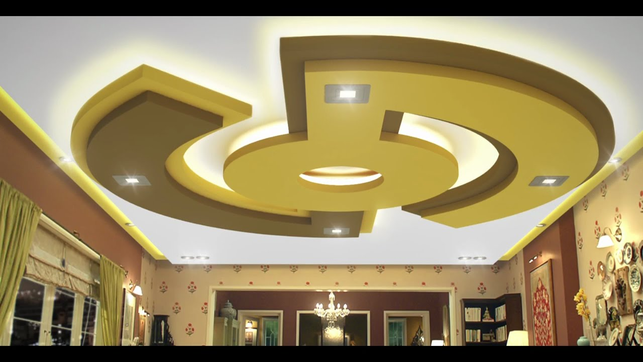 Gyproc ceiling India Mehman Nawazi - YouTube