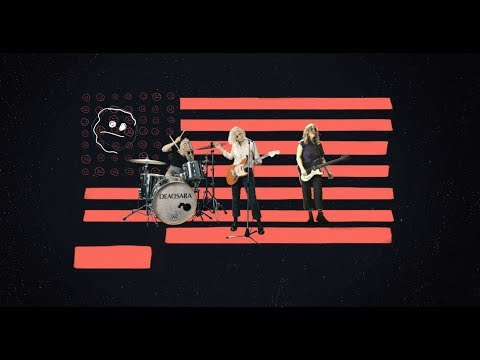Dead Sara - Unamerican (Official Video)