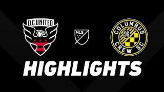 D.C. United vs. Columbus Crew SC | HIGHLIGHTS - May 4, 2019