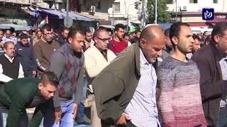 المواطنون يؤدون صلاة الاستسقاء طلبا لهطول الأمطار ( 29/11/2019)