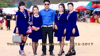Hmoob Xieng Khoung Tshiab Peb Caug 2016-2017