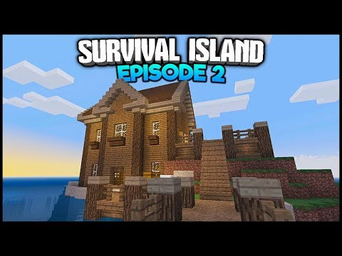 Minecraft: Mining & House Exterior