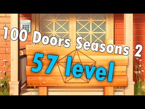 57 уровень - 100 Doors Seasons 2 (100 Дверей Сезоны 2) прохождение