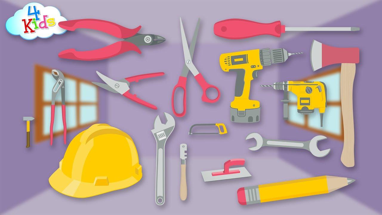 Werkzeug kennenlernen