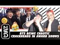 NSD REACT | 'BTS Being Chaotic Crackheads in Award Shows'