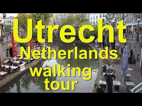 Utrecht, Netherlands walking tour