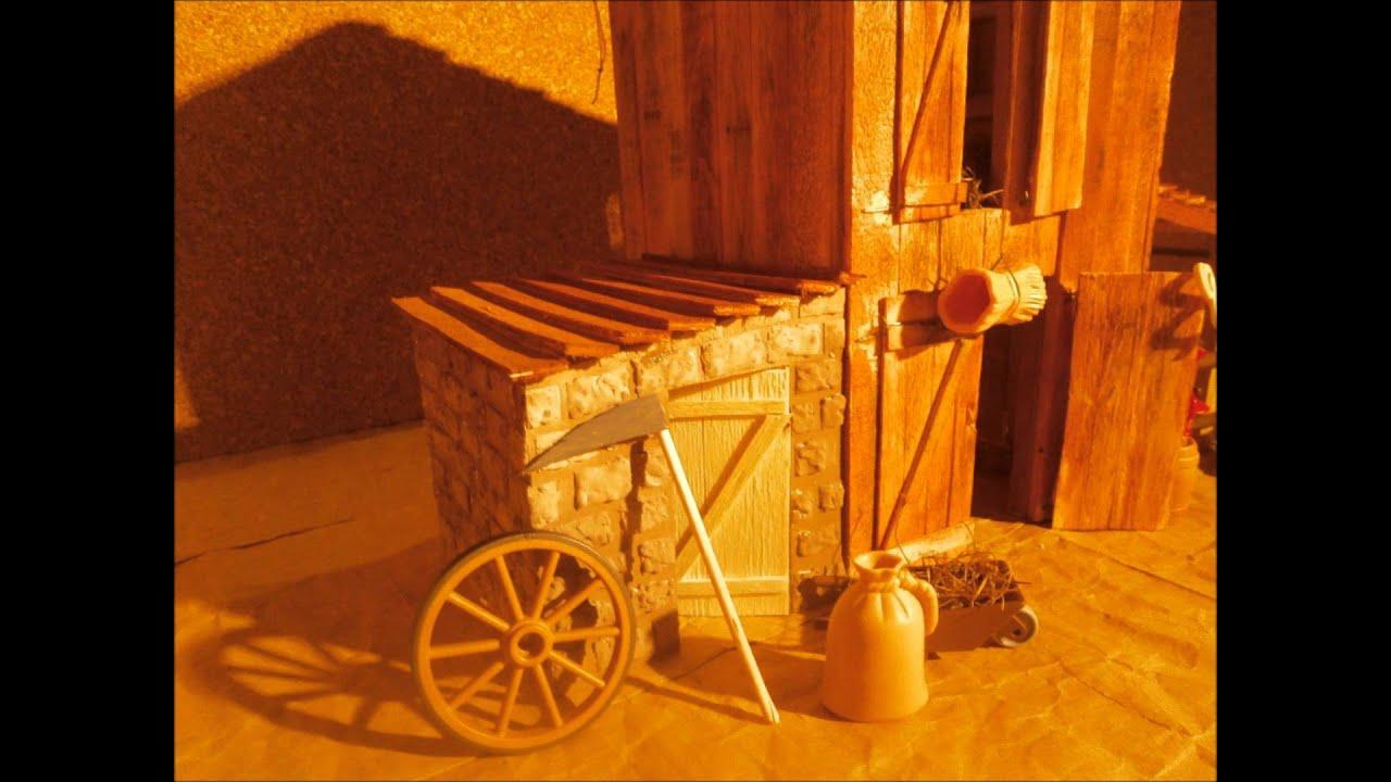 Les maquettes de la petite maison dans la prairie youtube - Limace dans la maison ...