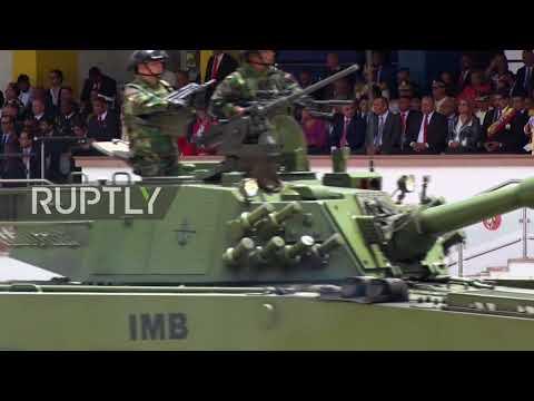 Venezuela: Maduro attends
