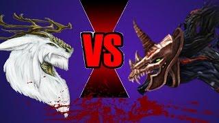 Dragons Battle Tarand vs Skarr