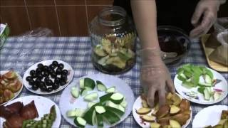 【教學】2分鐘看懂水果酵素製作