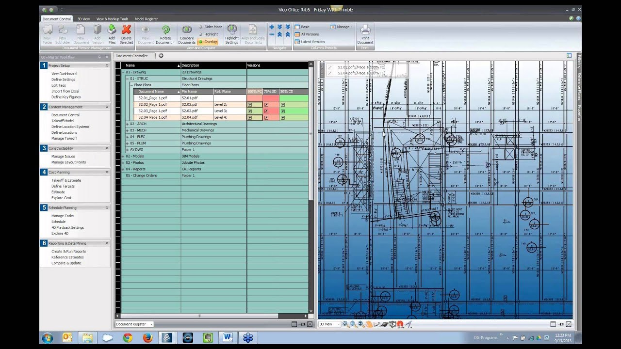 Vico Office Document Controller Demonstration   YouTube  Document Controller