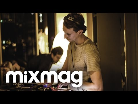 FRITS WENTINK trippy house set at W Amsterdam: Mixmag Session