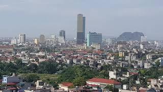 Thành phố Thanh Hóa nhìn từ trên cao 2020.