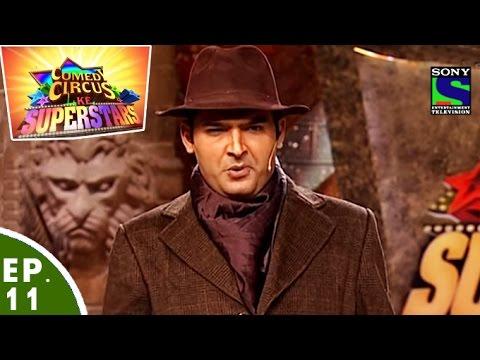 Jasoos Special - Episode-11- Comedy Circus Ke Superstars