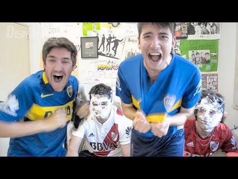 River 1 Boca 2 | Superclásico Superliga 2017 | Reacciones Amigos