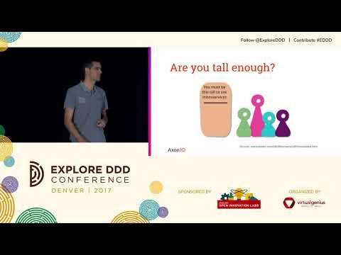 Allard Buijze - Pragmatic Event-Driven (Micro)Services