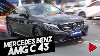 Avaliação Mercedes-Benz Amg C43 Coupé   Top Speed