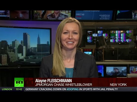 JPMorgan's 'worst nightmare': Alayne Fleischmann on fraudsters getting off scot-free