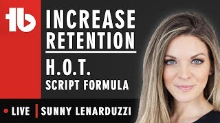 THE HOT SCRIPT FORMULA - Hosted by sunny lenarduzzi