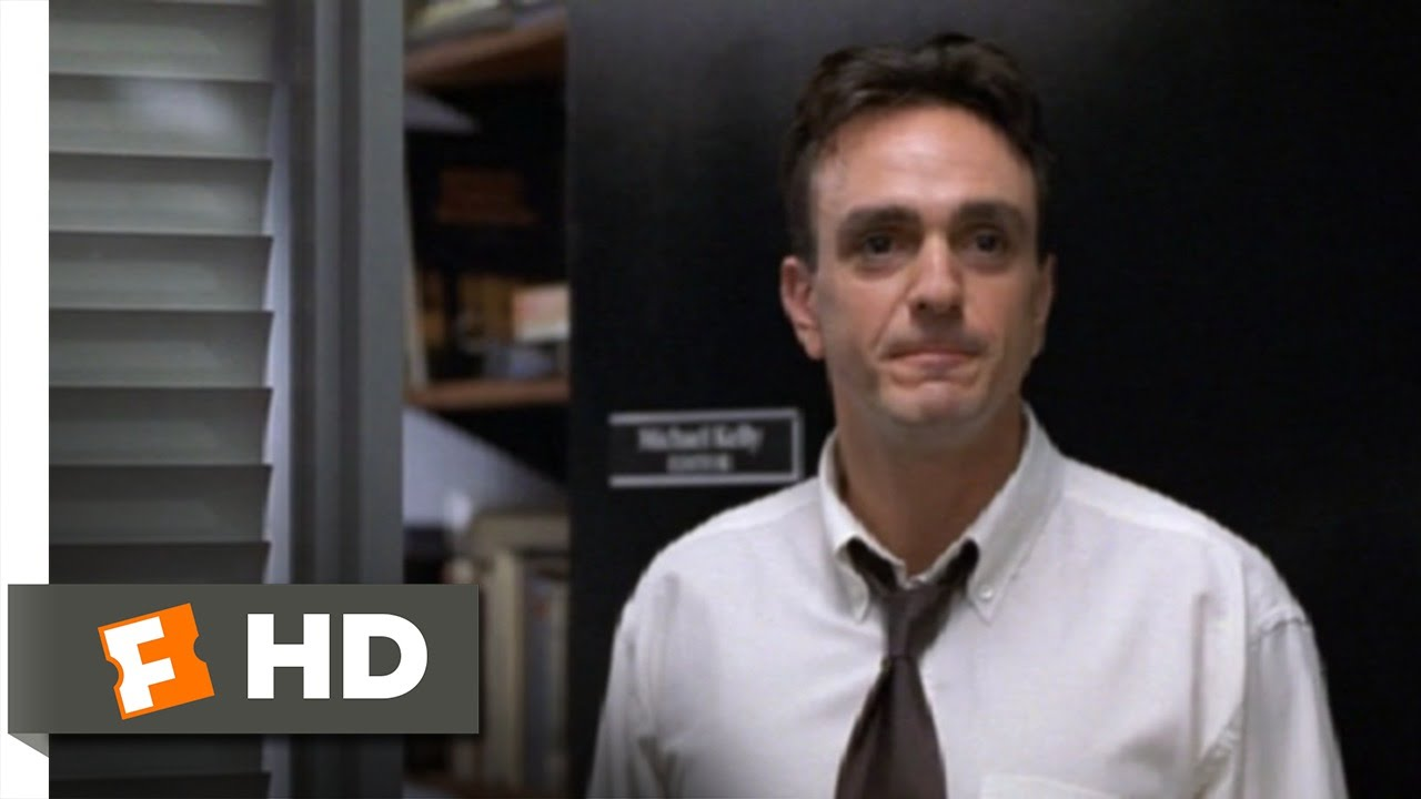 Shattered Glass (2/10) Movie CLIP - The Great Comma Debate (2003) HD