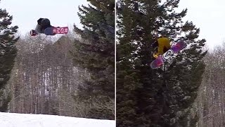 Red Bull: You Be the Judge: Ståle Sandbech VS Scotty James