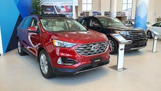 Ford Edge 2020 فورد إيدج تيتانيوم
