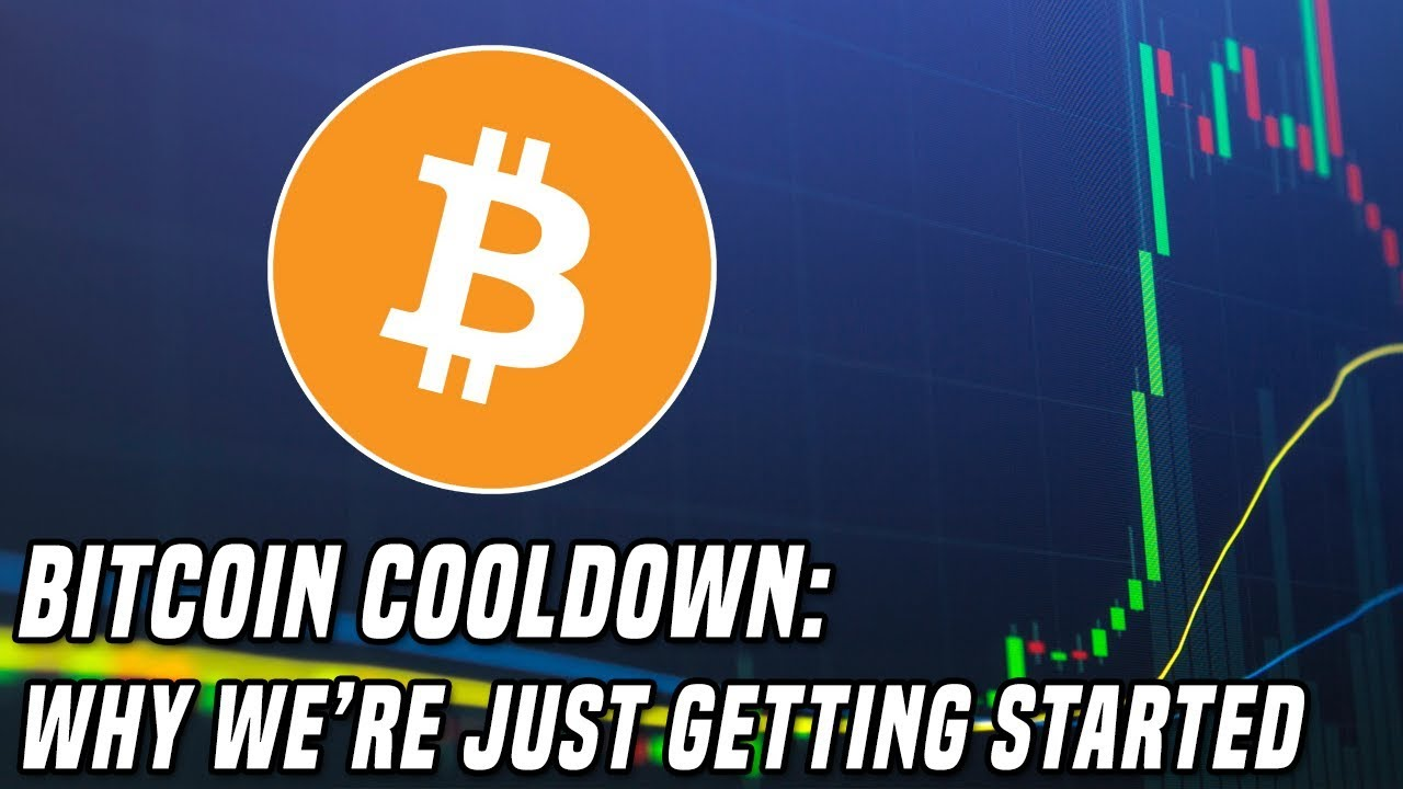 Bitcoin Cooldown at $10K | Why We're Just Getting Started