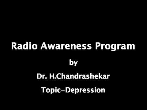 Radio Awareness Program by Dr.H.Chandrashekar