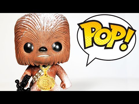 10 CRAZY RARE Funko POPs Figures Worth THOUSANDS