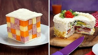 18 Weird Cakes, Sandwiches and Food Hacks You Have To Try