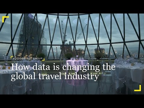 How data is changing the global travel industry