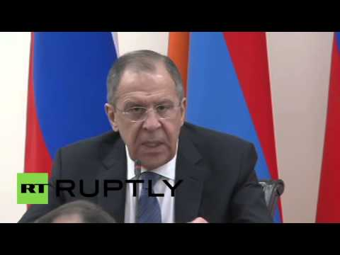 Armenia: Turkish president's Nagorno-Karabakh comments are 'calls for war' - Lavrov