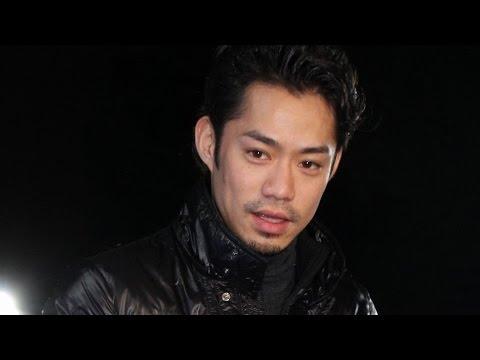 高橋大輔、熱愛報道を否定「スタッフの一員」 「ダイナースクラブ アイスリンク in 東京ミッドタウン」会見1 #Daisuke Takahashi #event