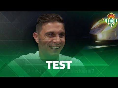El test de JOAQUÍN SÁNCHEZ