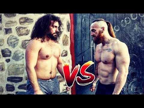 Download Powerlifter 110kg VS Powerlifter 90kg - Greek Strength Games - 05
