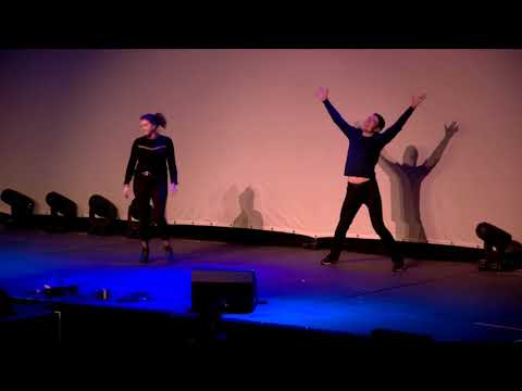 Adam and Jane -  National Youth Theatre, Impact Conference 2017
