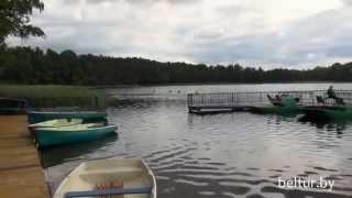 База отдыха Белое озеро БЖД - озеро Белое, Отдых в Беларуси
