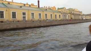 Экскурсия по рекам и каналам Санкт-Петербурга. (EOS 500D) Часть 8(, 2013-11-11T18:47:28.000Z)