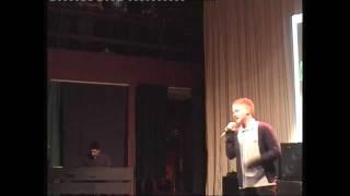 Rap/Piano - Jamie Garton & Samir Mamun