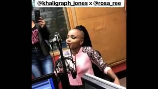 Khaligraph jones & Rosa ree - One Time Remix {Official Teaser}