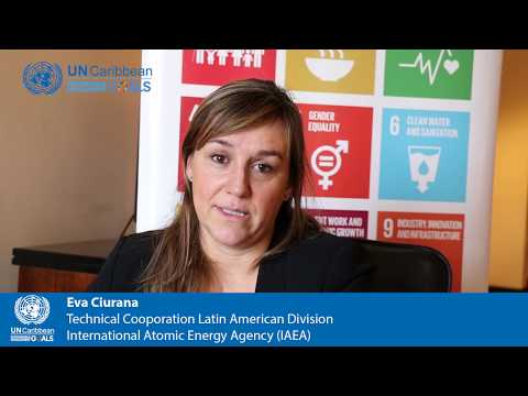 How the International Atomic Energy Agency plays a role in advancing the SDGS