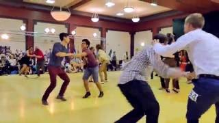 CSC 2016 - Alain Wong & Anthony Chen - Strictly Lindy Hop