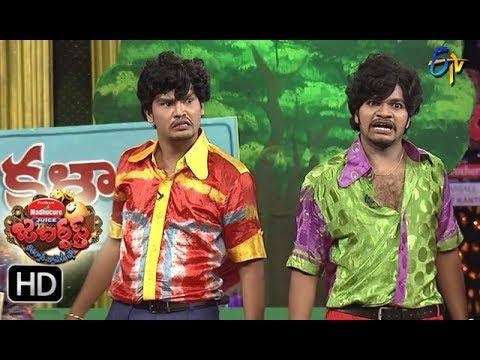 Avinash Karthik Performance | Extra Jabardsth | 21st September 2017| ETV Telugu
